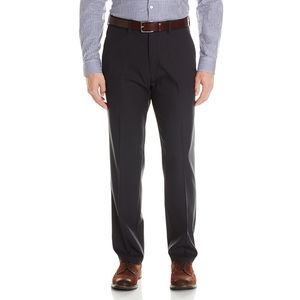 Kenneth Cole Reaction Modern Fit Flat Front Pant